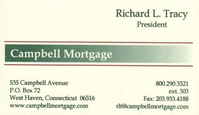Click to see Campbell Mortgage Details